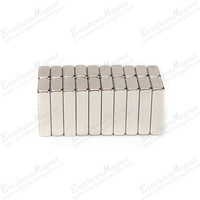 strong neodymium radial block magnets