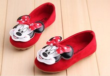 Mickey Mouse Girl Child shoe size chart/gifts for kids