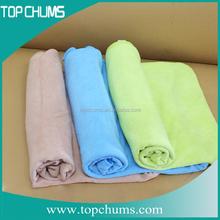 Hot wholesale Printed suede Non Slip PVC silicone microfiber yoga mat towel