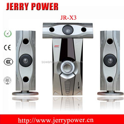 JR-X3 SPEAKER home theater horn speaker subwoofer used with mobile phone laptop