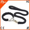Braided Pet Leash Large Size Dog Leash Nylon Dog Collar and Leash Wholesale