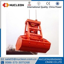 10m3 to 24m3 Electric Hydraulic and Mechanical Clamshell Grab Bucket