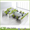 2014 Customized Office Furniture Workstation Cluster CF-W01
