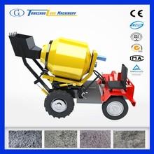 SD800 concrete mixer / self loading concrete mixer/ concrete mixer truck price