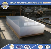 good performance clear and color top quality plexiglass sheet