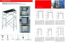 galvanized frame scaffolding