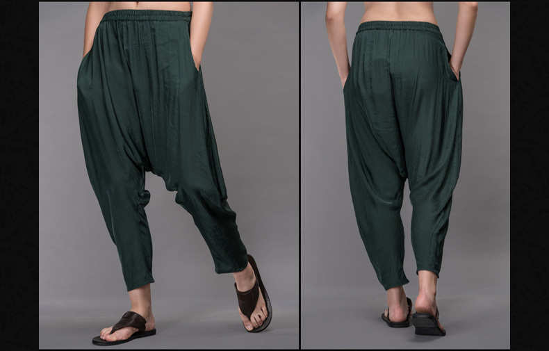 Plus size harem pants wholesale