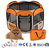 Funny dog hot fabric playpen for pets