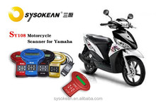 Exclusively Diagnostic Scanner for Yamaha Motorcycle SY108,sysokean