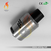Unicig hottest colorful electronic cigarette Authentic Mutation X V4 skillet vaporizer 510 wax atomizer