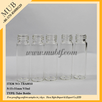 5ml borosilicate glass vials for injection