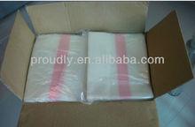 Soluble dans l'eau sacs à linge pour collection, Iso9001-2008 certifié