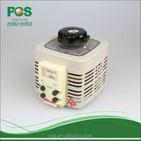 TDGC 220V Copper Coil Manual Voltage Regulator