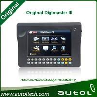 2015 Top Rated Original Digimaster 3 Full Set Odometer Correction ,Key Programmer,Immobilizer,Airbag Reset Tool Update Online