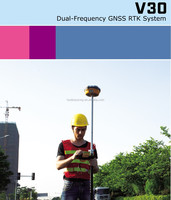 Hi-TARGET RTK GNSS GPS Survey System with Rover and Base