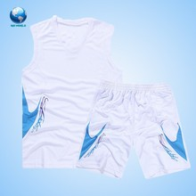 Wholesale men fancy design custom t shirt/plain basketball uniforms design/polyester men basketball wear