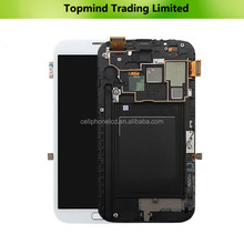 Best-seller for Samsung Galaxy Note 2 N7100 LCD with Touch Screen with Frame