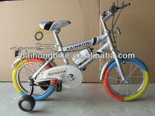hebei produce quality kids bike bicycle with balance wheel