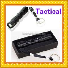 2015 new c8 long distance police torch light led flashlight ,mini led flashlight keychain led light led flood light