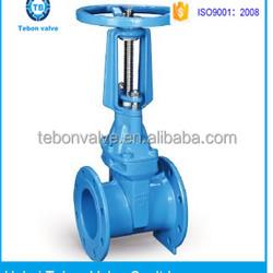 long stem gate valve/rising stem gate valves/ stem gate valves