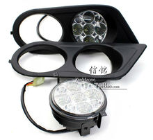 hot sale car drl for bmw e46 led daylight