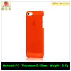 New 2014 Top cover, Transparent clear GEL case for apple iphone 5