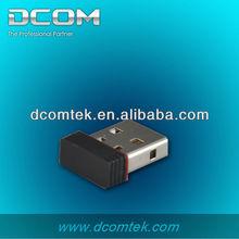 wireless usb network card ralink rt5370 802.11n 150mbps wifi usb adapter