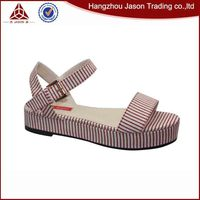 Hot sale best quality fashion sandals ladies shoes 2015