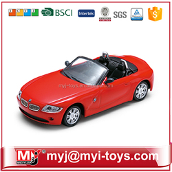 HJ019580 wholesale educational toy kids diecast model car 1:43