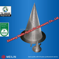 stainless steel filter mesh cone mesh