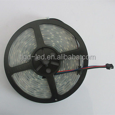 LED strip ws2801 ws2811 WS2812B DC12V 30LED strip 5050 LED multicolour