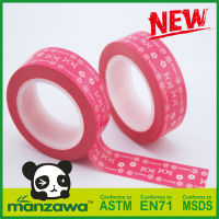 Manzawa rice transparent waterproof masking tape
