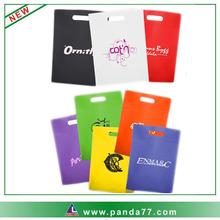new various colors flat non woven bag