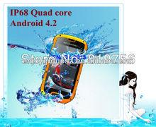 2014 2014! Original S09 IP68 rugged android phone