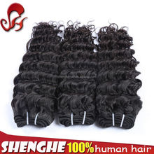 Full cuticle premium quality double wefts Peruvian wet and wavy hair