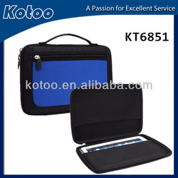 Nylon tablet case for ipad air mini/2/3/4 with handle