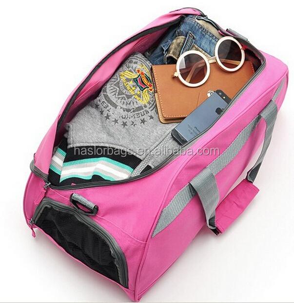 Sacs de voyage avec compartiments sac à chaussures pour dame