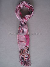 2012 New Arrival Fashion woven scarf for women