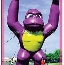 2016 giant inflatable gorilla rental,Inflatable chimpanzee, Inflatable Chimpanzee advertising stable cartoon