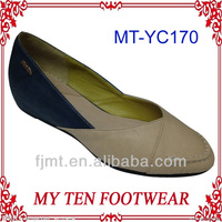Office Lady Comfortable Desin Lady Shoes