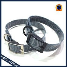 Durable dog training collars with alloy buckle