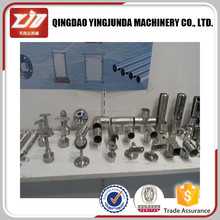 hot-selling handrail fitting stainless steel tube end caps domed end cap manufacturer
