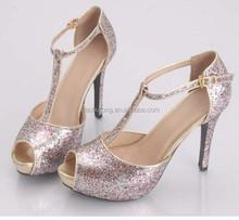 2015 Footwear Shoes Fashion Cheap Girls High Heel Shoes Spring Women Shoes
