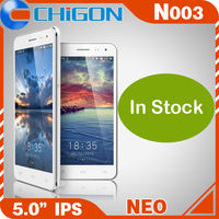 In Stock 2gb ram phone NEO N003 mobile MTK6589T 1.5Ghz Quad core 2GB RAM 32GB ROM 5.0 inch 1920X1080px Android 4.2 Phone black