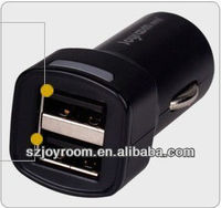 Promotional Samsung s3 car mini dual usb charger