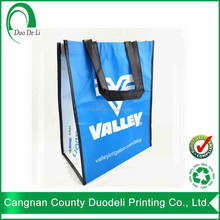 NW- China New design promotion cheap pictures printing non woven shopping bag with great price