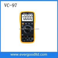 VC-97 Professional True RMS Digits 4000 Counts Resistance Capacitance Temperature Measurement Digital Multimeter VC-97