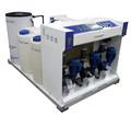 El cloro hdt-300 solución química con la fórmula de dosificación del paquete