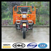 SBDM Water Cooled Gasoline Engine Driving Type Motorcycle Tricycle