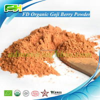 2015 New Superfood Certified Freeze Dried Organic Goji Berry Powder (100 grams of samples free of charge)